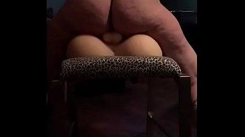 ass5 legs chair Footjob post orgasm torture3