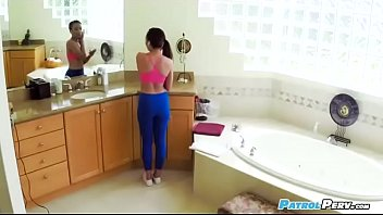fucked in ass yoga squat pants Son cums twice inside his own moms pussy pregnant