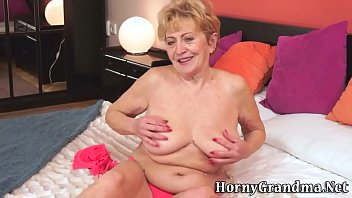 having old qwith porn man granny young Real gang bang cream pie