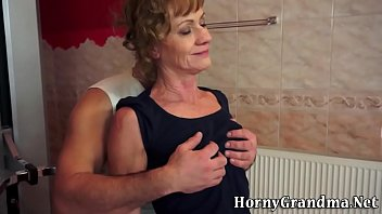 cock grenny flashing mature old Anal angel n15