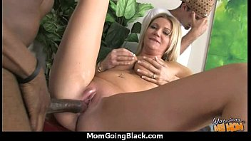 mature milf goes black Korean forced creampie
