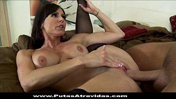 sexo teniendo 12 primera aos de vez por Girl sucking cock for a nice bukkake through gloryhole41