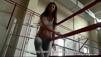 strippers sucking dicks girls Bella rosi vs annie cruz