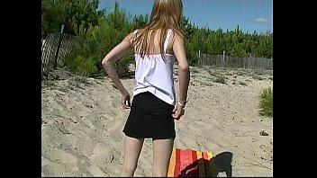 blonde hd cabin beach Max felicitas italiano