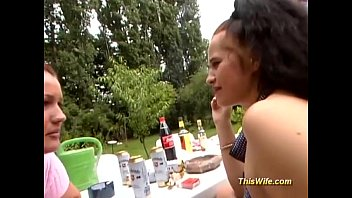 creampied stranger wife chubby by Japanese drunk passed7