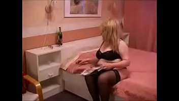 russian mature 3 boy yunge Pretty blonde does a lot for money