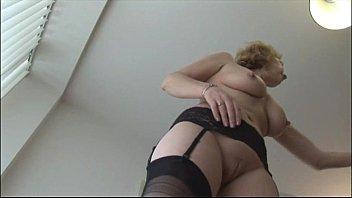 blonde sensual hottie young nylon tease Teen gf sex