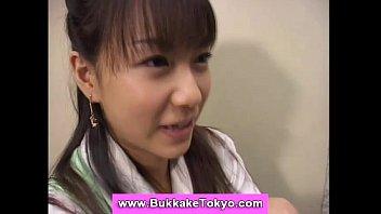 slave japanese bukkake Teen russian pee