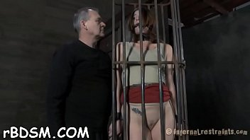 in whipping prison Hero 420 video
