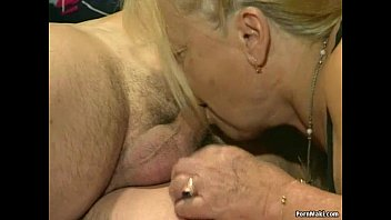 two nasty grannies Devon lee do hard oral job til cum spewed on her face