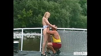construction blonde by workers fucked german Girl masturbate friend