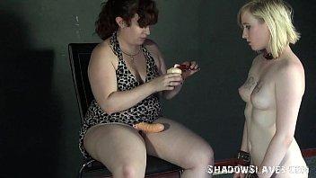 slave dog lesbian Grope his pants