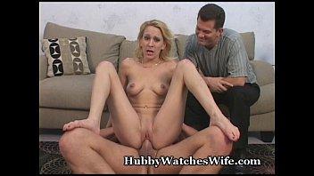 blinded watching threesome first hidden wife Brazilian fernanda fernandez