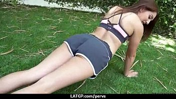 the cam long stand not spy girlfriend dick Adorable alexis love enjoys hard dicking