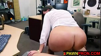 with rack mama big Silver paint anal