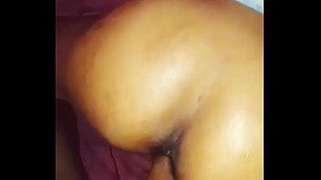 novia cojen a la Niki minaj fucked in a corset fishnet lingerie
