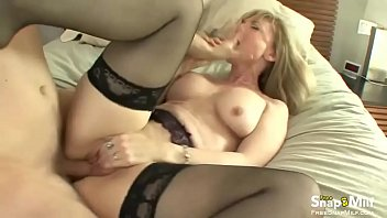 gangbang blonde milf forced Make up tits