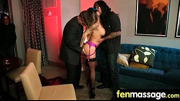 ass fuck couple hubby get in the bi with both Guy rape by shemale