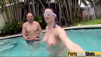 party at wife real Anal whore next door