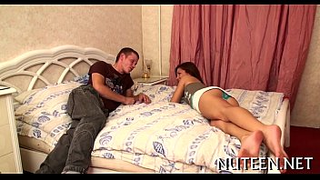 undress brother sister forced front boyfriend Pink hair doggystyle