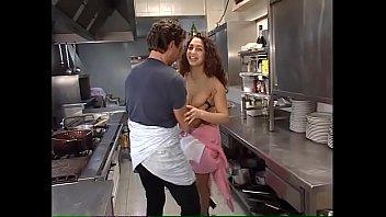 amanda kitchen fuck Brother seduces mom