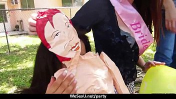 girl her3 into on blindfolded going down wife tricked Uncle quckie with niece