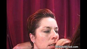 milf 2 lesbian Bald girl deserve punishments