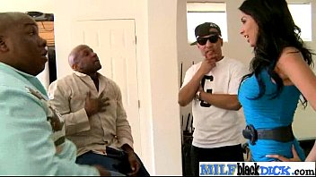blacks gangbanged by mature slut 4 wife part Compilation security cam