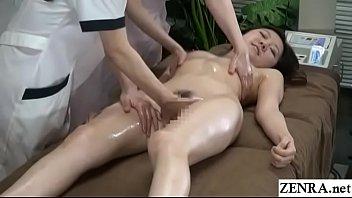 super lesbian massage Cuckold wife brings creampie home after date