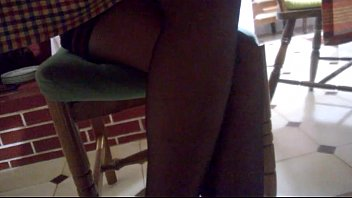 table touch penis under Husband end frends big cock fuck hot wife