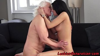 granny randy detroit Stepmom blackmail stepdaughter to have lesbiian sex