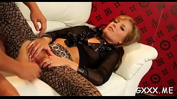 kay valerie pants Dominatrix blasts a lesbo babes ass with rubber