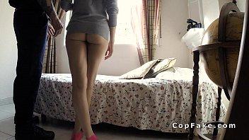 fucked in amateur a brunette field Massagerove v porn videomp4