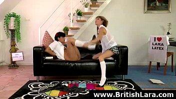 milf lindemulder janine stockings Innocent high car7