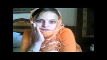 tengah hijab timur smp anak Small tit long hair