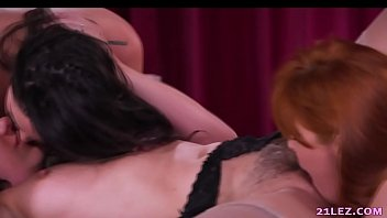 laurie threesome strapon wallace Bdsm tits used