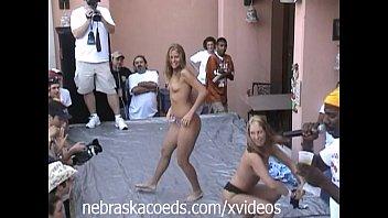 strip spring break vhs 1998 6 inch thin heels fetish