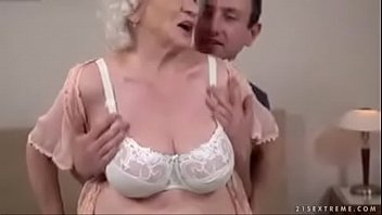 and boy russian 064 granny Asian amateur dp monster