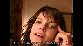 training slave pup Husband watching hotwife