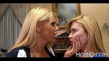 daughters seduces milf boyfreind Wife in pantyhose answers door